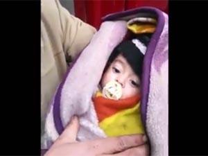 Atme'de Suriyeli Mazlumlar Kaymakama İsyan Etti!
