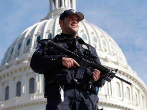 ABD'de Kongre'ye Saldırı Planı İddiası