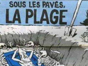 Charlie Hebdo Bosna Katliamını Mizah Malzemesi Yapmıştı