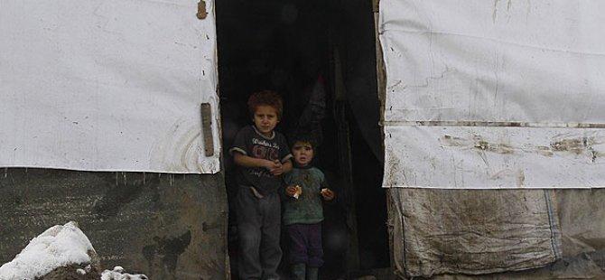 TİKA'dan Suriyelilere 1 Milyon Dolarlık Yardım