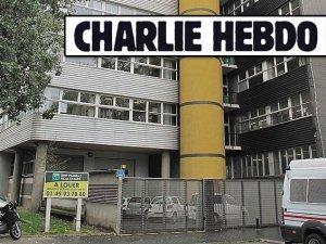 Siyonist İsrail'den Charlie Hebdo'ya Destek