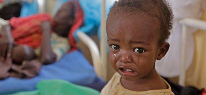 """""""Somali'de 58 Bin Çocuk Açlıktan Ölecek"""""""