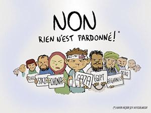 Cafcaf'tan Charlie Hebdo'ya Kapak!