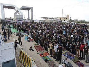 Mısır Cuntası Rafah Kapısı'nı Yeniden Kapattı
