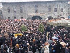 Diyarbakır, Charlie Hebdo İğrençliğine Karşı Ayaktaydı