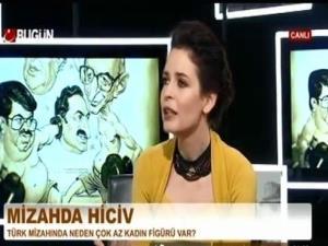 Gülencilerin Kanalında İğrenç Karikatürlere Güzelleme