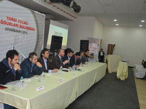 Diyarbakır'da Yargı Zulmüne İslami Camialardan Ortak Tepki