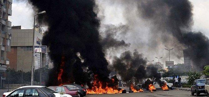 Mısır'da Polise Bombalı Saldırı
