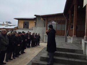 Gümüşhacıköy'de Hakaret Karikatürlerine Protesto