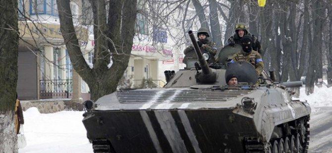 Ukrayna'nın Bitmeyen Savaşı