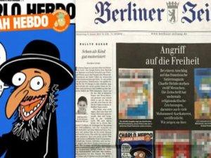 Alman Gazete Yahudi Karikatürü Için Özür Diledi