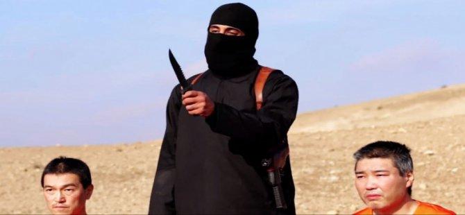 """""""IŞİD, Japon Rehineyi İnfaz Etti"""" İddiası"""