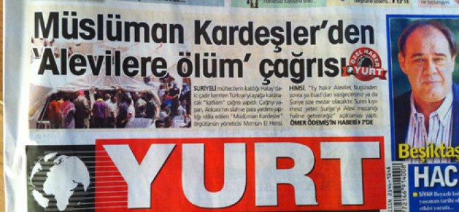 CHP'nin Gazetesi Yurt, 5 Kişiyi Kovdu