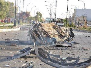 Irak'ta Bombalı Saldırı: 9 Ölü 14 Yaralı