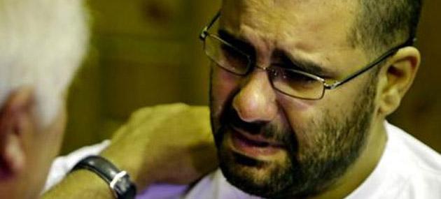 Mısır'da Açlık Grevindeki Bir Aktivist Daha Hastanede