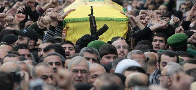 Esed Destekçisi Hizbullah'ın Suriye'de Kayıpları Artıyor