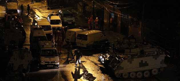 Lübnan'ın Baalbek Kasabasında Çatışma: 8 Ölü