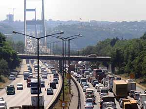 FSM Köprüsünde Dört Gişe Trafiğe Kapatılacak