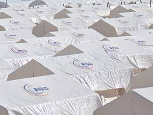AFAD Bu Yıl 300 Bin Suriyeliyi Ağırlayacak