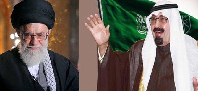 İran İçin Kral Abdullah'ın Ölümü