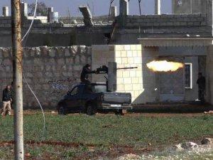 Halep'te Stratejik İki Bölge Direnişçilerin Eline Geçti