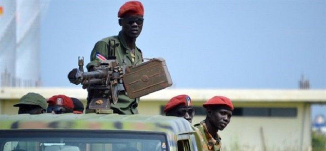 Sudan'da 6 BM Çalışanı Kaçırıldı