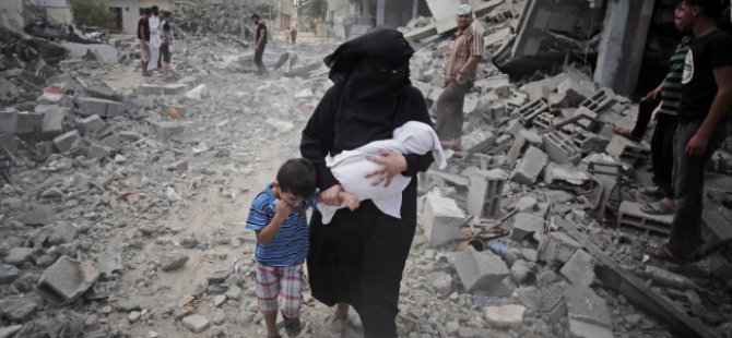 """""""İsrail Sivilleri Kasten Vurdu"""""""
