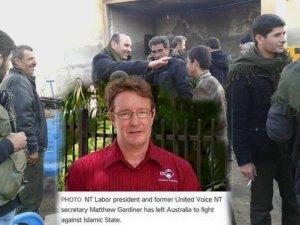 İşçi Partisi Eski Başkanı YPG'ye Katıldı!