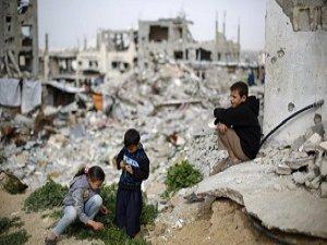 Gazze'de Ev Umutları Tükendi (FOTO)