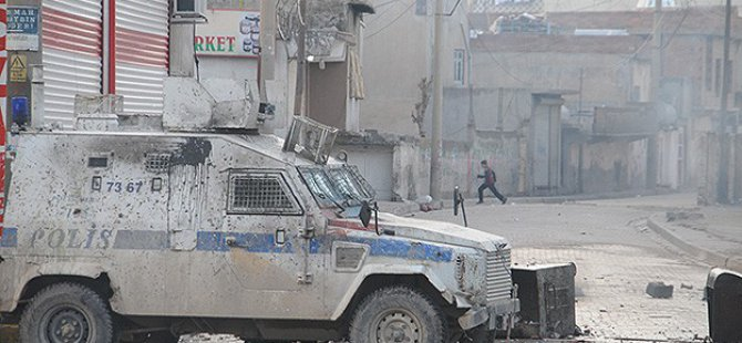 Cizre'de 12 PKK'lı Öldürüldü