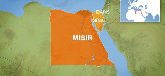 Sina'da Mısır Ordusuna Yönelik Saldırılar: 42 Öü