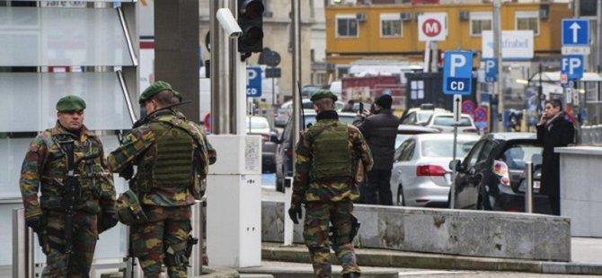 Belçika'da 'Suriye' Operasyonu
