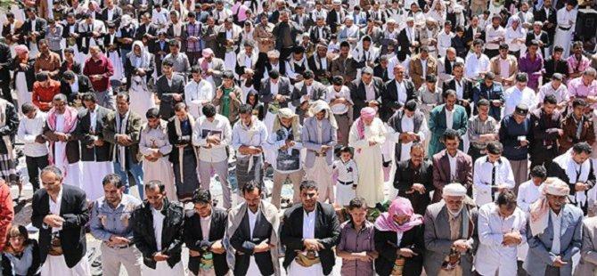 Yemen'de Husi Karşıtı Gösteriler Sürüyor