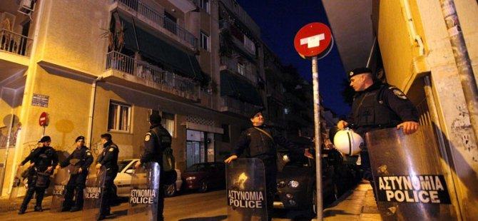 Yunanistan'da DHKP-C'lilere Hapis Cezası