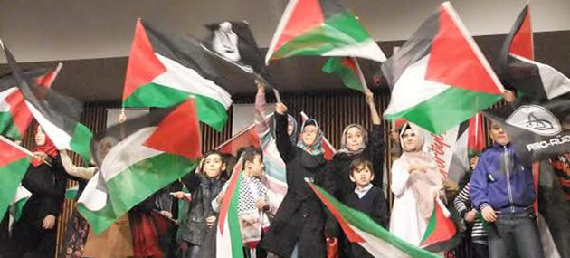 Asya Koleji'nden Filistin Direnişine Destek
