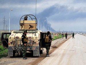Peşmerge ve Koalisyon Güçleri Kerkük'e Saldırıyor