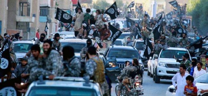 IŞİD Petrol Tesisi Ele Geçirdi