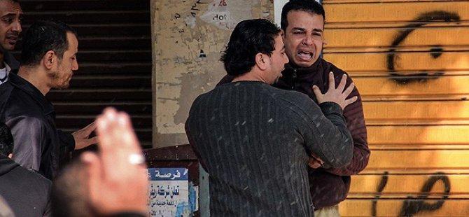 Cunta Mısır'da Ölümleri Örtbas Etmeye Çalıştı