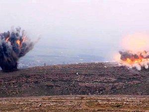 ABD Uçakları Kobani'de IŞİD'e 7 Hava Saldırısı Düzenledi