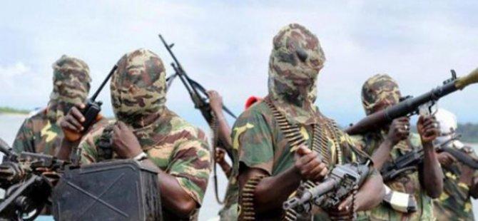 Nijerya'da Boko Haram Saldırısında 19 Asker Öldü