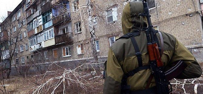 Ukrayna'da Ayrılıkçılarından 'Seferberlik'