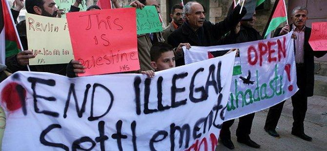 Rivlin El Halil'de Protesto Edildi