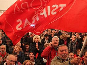 Yunanistan'da SYRIZA Rüzgarı Bitiyor mu?