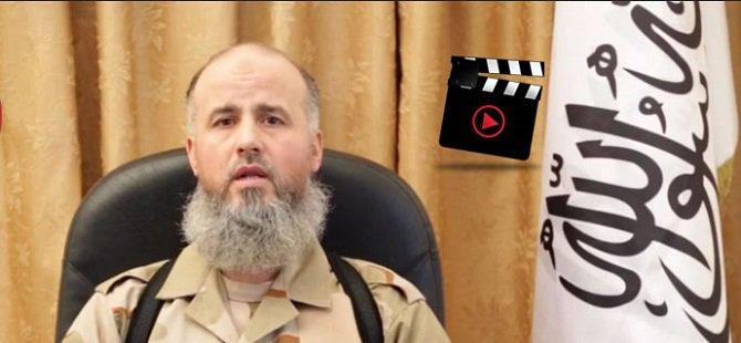 Ahrar'uş Şam Liderinden Önemli Mesajlar (VİDEO)