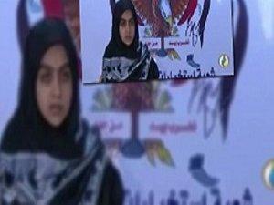 Sünni Kıza İşkence Edip Televizyona Çıkardılar