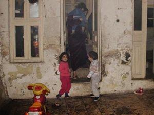 Kilis'in Eski Evleri Suriyeli Yetimlerin Sığınağı Oldu (FOTO)