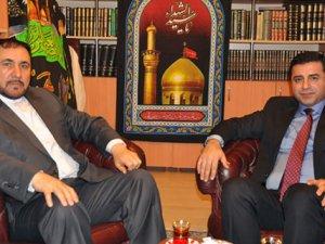 Demirtaş'tan Özgündüz'e İlginç Ziyaret
