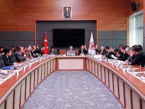 İş Sağlığı ve Güvenliği Tasarısı Komisyonda Kabul Edildi
