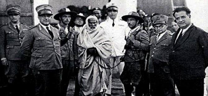 Ömer Muhtar / Libya'nın İşgali ve Direniş