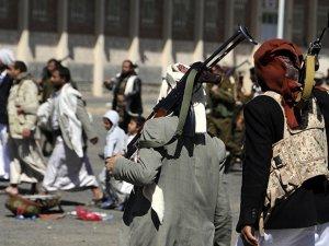 Yemen'deki Çatışmalar